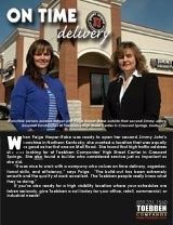 Click for our latest NKY Business Journal feature ad featuring local franchise owners at our High Street location! (May 2010)