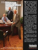 Click image above to read about how Sherrill Morgan Associates enjoy their redesigned offices in  Fifth Street Center.