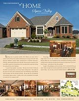 Read how the MacDonalds enjoy their custom-built landominium in Squire Valley by clicking the image above.