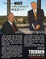 Read more about how law partners Ziegler and Schneider enjoy their view and the drive from Toebben's Executive Center.