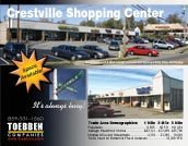 Looking for a site to start a business in the Crescent Springs/Villa Hills area? Click the image above for a flier of Toebben's Crestville Shopping Center.